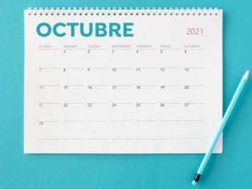 Calendario laboral octubre 2021: Días festivos y puentes en tu localidad y comunidad autónoma