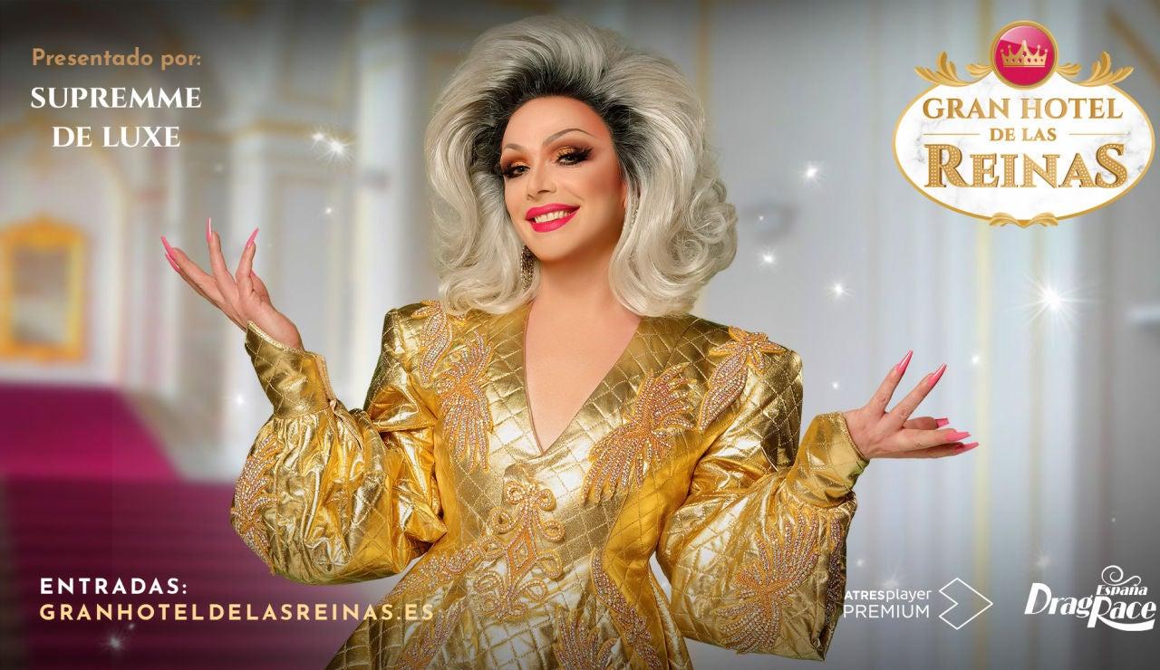 'Gran Hotel de las Reinas' llega a Madrid del 7 de octubre al 1 de noviembre
