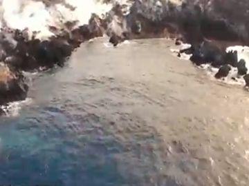 La lava más de cerca que nunca