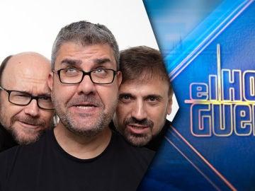 El humor llega el miércoles 13 de octubre de la mano de Flo, Mota y Segura en 'El Hormiguero 3.0'