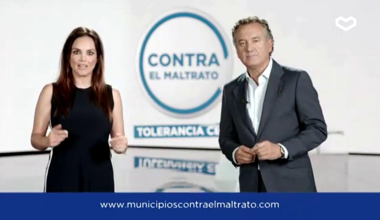 'Municipios contra el maltrato', la iniciativa frente a la violencia de género de Antena 3 Noticias y Fundación Mutua Madrileña