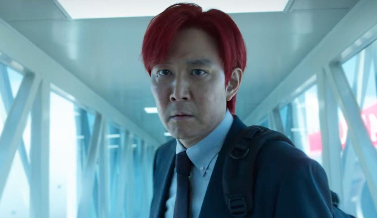 Gi-hun en 'El juego del calamar'