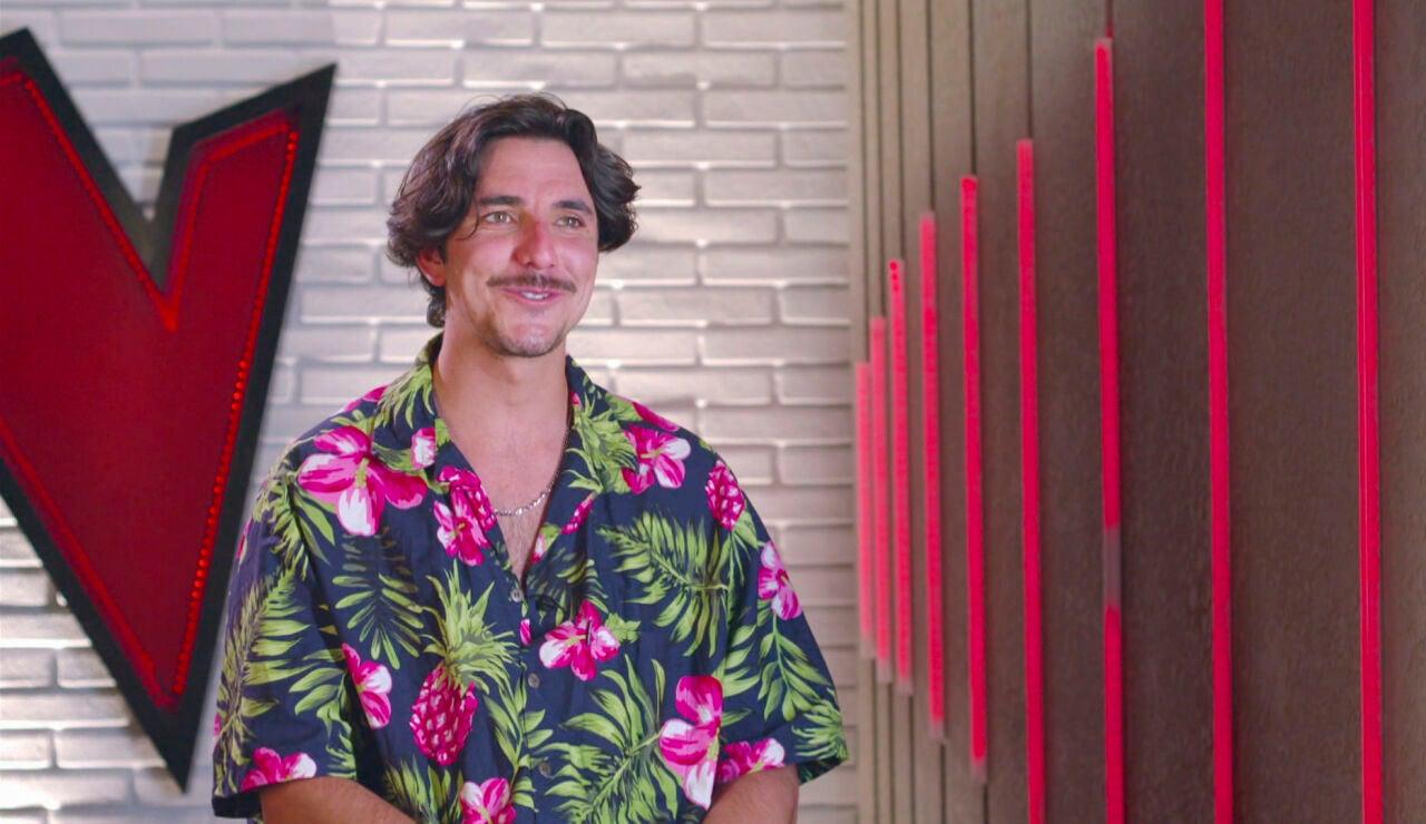 """Pepe Borrero: """"Estoy en 'La Voz' porque me animó Miguelichi"""""""