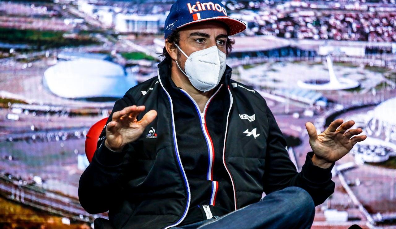 """Fernando Alonso y su 'plan' : """"Hay que esperar unos meses para saberlo, tenemos que creer"""""""