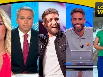 Antena 3 logra lo más visto del viernes con Antena 3 Noticias, 'La Voz', Antena 3 Deportes y 'Pasapalabra'