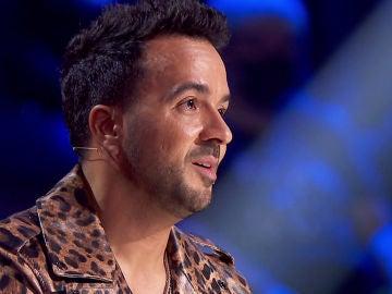 Luis Fonsi en las Audiciones a ciegas de 'La Voz'