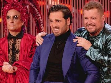 David Bustamante, invitado estrella del último programa de 'Veo cómo cantas'