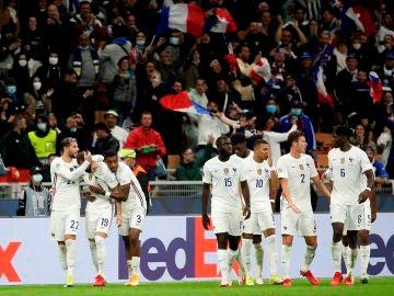 Francia remonta a una gran España y se proclama campeona de la UEFA Nations League