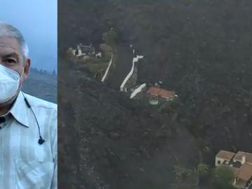"""Un arquitecto de La Palma afirma que Todoque se puede reconstruir: """"Convivimos con volcanes, no tenemos más espacio"""""""