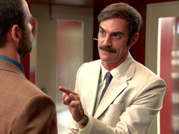 Raúl acusa a Fran de ser el culpable de la muerte de su padre
