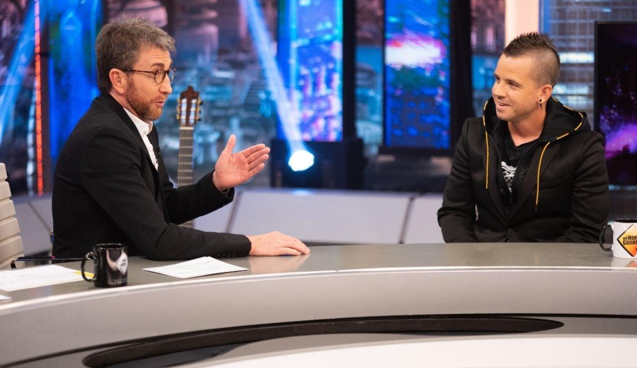 """Dabiz Muñoz en 'El Hormiguero 3.0': """"Yo tengo una relación tormentosa y tóxica con el éxito"""""""