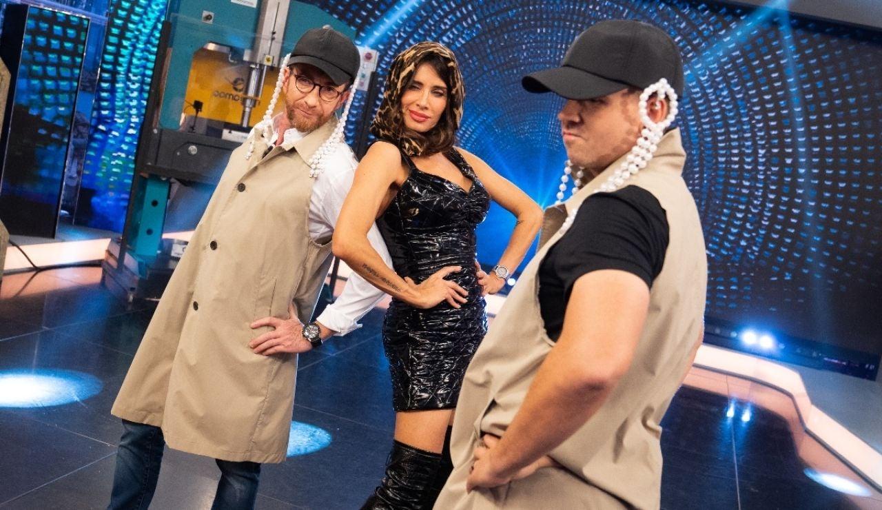 r Rubio enseña las últimas tendencias de moda a Dabiz Muñoz: ¡Las gabardinas sin mangas!
