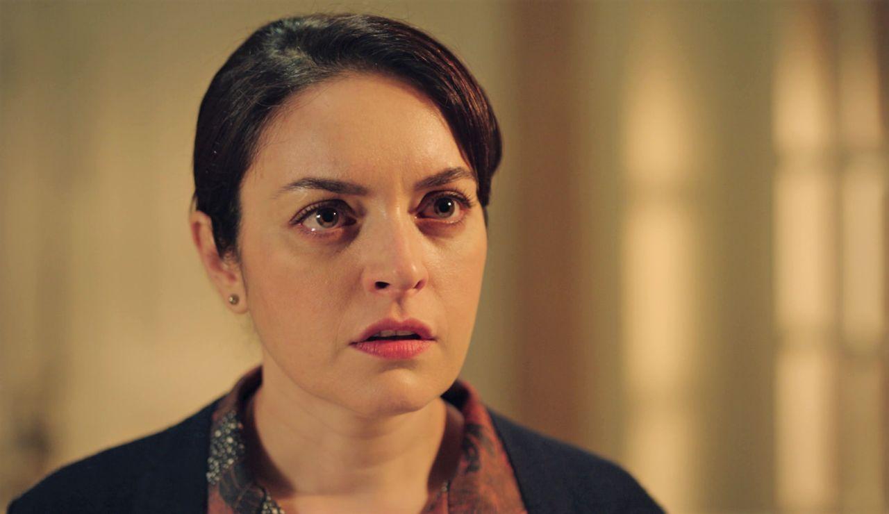 """Safiye, absorta ante la confesión de Han: """"Alejé de tu lado al amor de tu vida"""""""