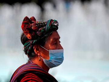 Manifestaciones indígenas contra la colonización