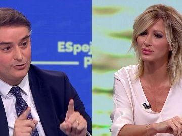 Iván Redondo y Susanna Griso.