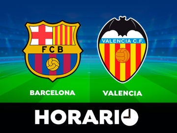 Barcelona - Valencia: Horario y dónde ver el partido de la Liga Santander en directo