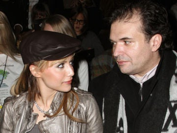 Brittany Murphy y su marido Simon Monjack