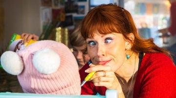 Audrey Fleurot es Morgana Alvaro en 'ACI: Alta Capacidad Intelectual'