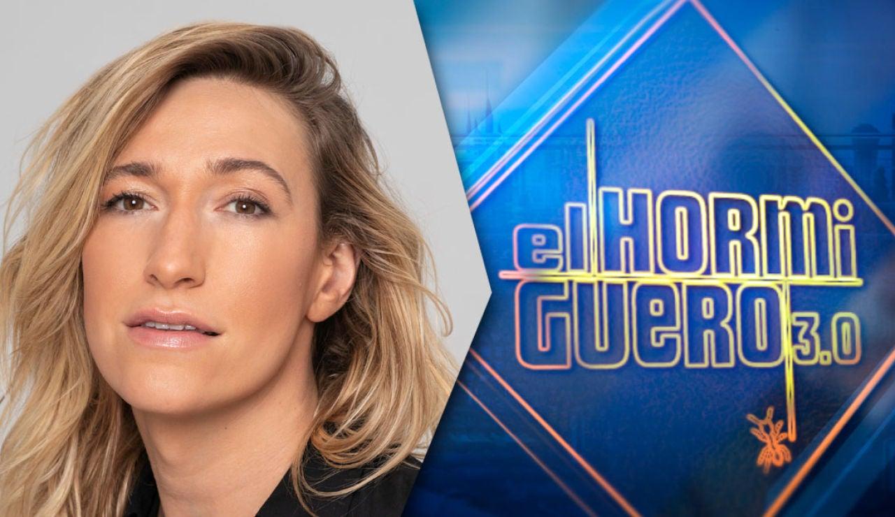 Abril Zamora, por primera vez en 'El Hormiguero 3.0' el miércoles 20 de octubre