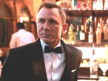 Daniel Craig en 'Sin tiempo para morir'