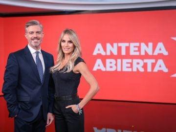 Ángel Carreira y Angie Rigueiro