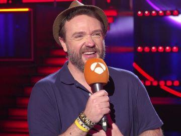 """Sergi Albert, el guía turístico de 'Veo cómo cantas': """"Cantar con David Bustamante ha sido un momento mágico"""""""