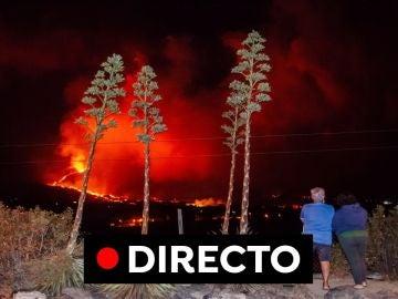 Volcán La Palma, en directo: Última hora de la erupción en Cumbre Vieja e imágenes de hoy, en directo