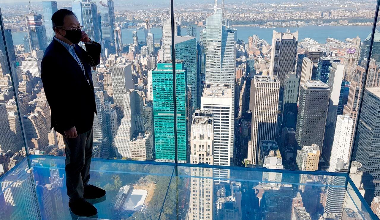 Mirador de Nueva York