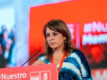 """Adriana Lastra responde a Yolanda Díaz y asegura que se derogará la reforma laboral """"y lo va a hacer el PSOE"""""""