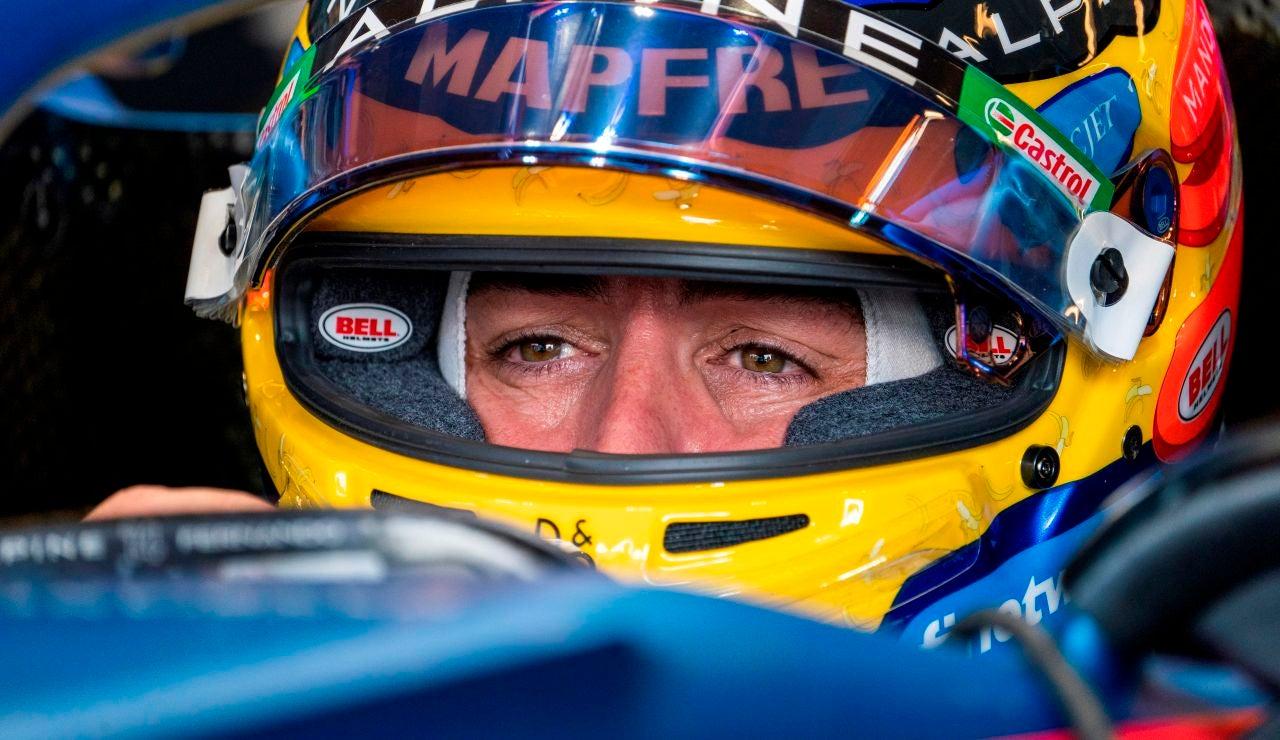 """Alonso desvela un error de su pasado: """"Debí irme de la F1 en 2016"""""""