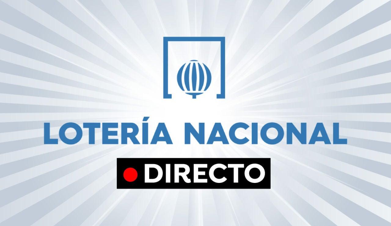 Sorteo de Lotería Nacional de hoy sábado 23 de octubre en directo