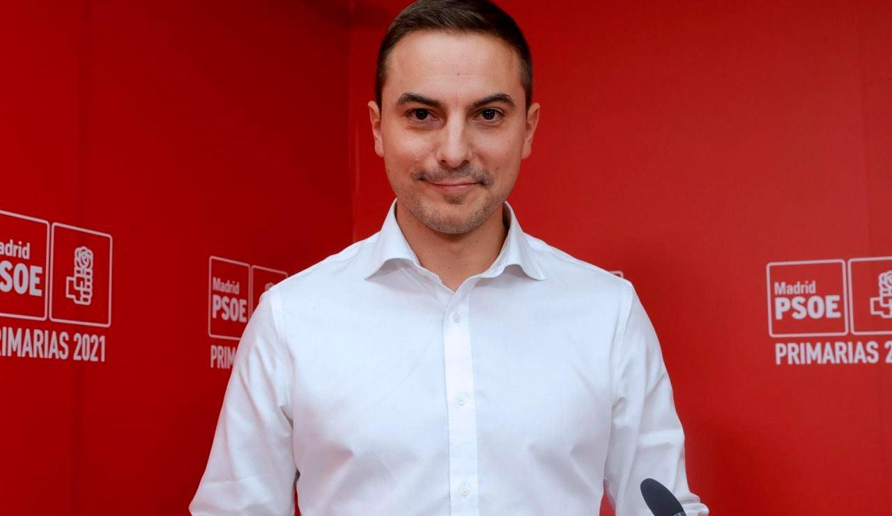 Juan Lobato gana las primarias y se proclama secretario general del PSOE de Madrid