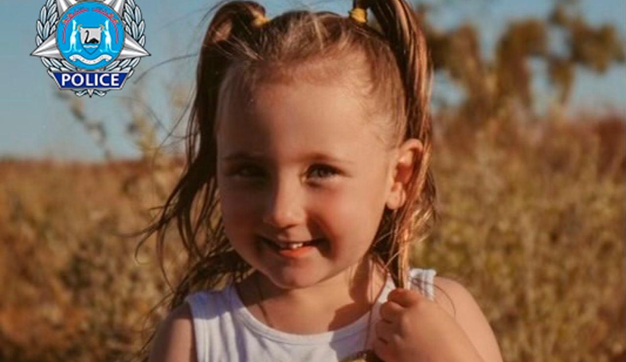 Los detalles de la búsqueda de Cleo, la niña a la que los medios bautizan como la 'Madeleine australiana'