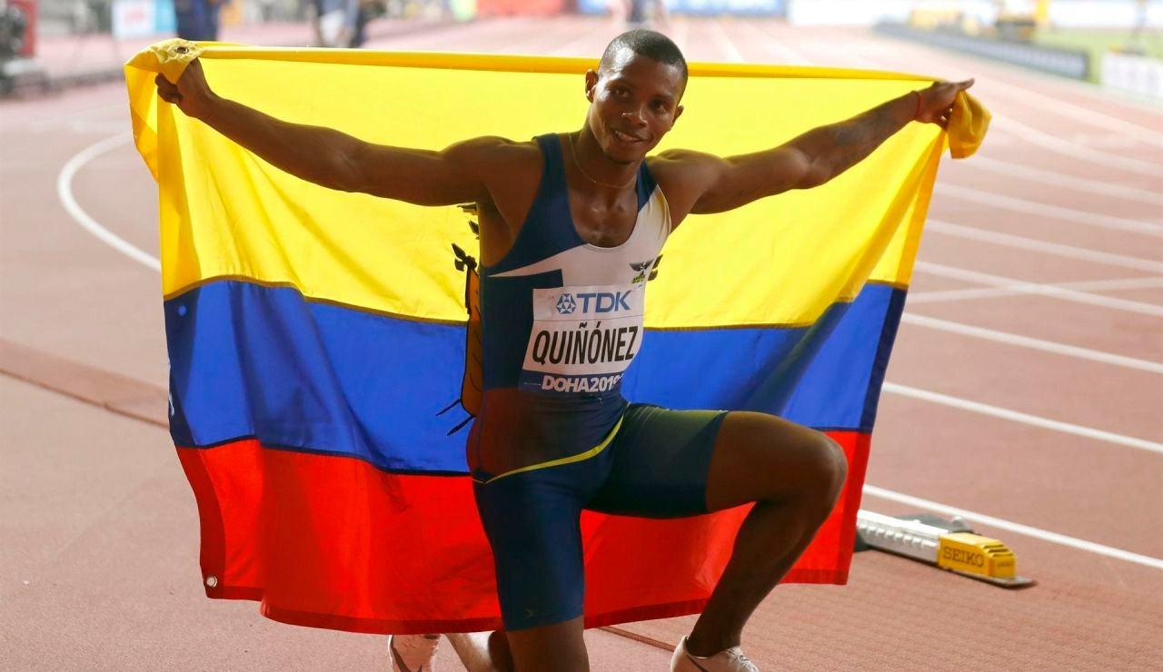 Asesinado a tiros el velocista olímpico ecuatoriano Alex Quiñónez