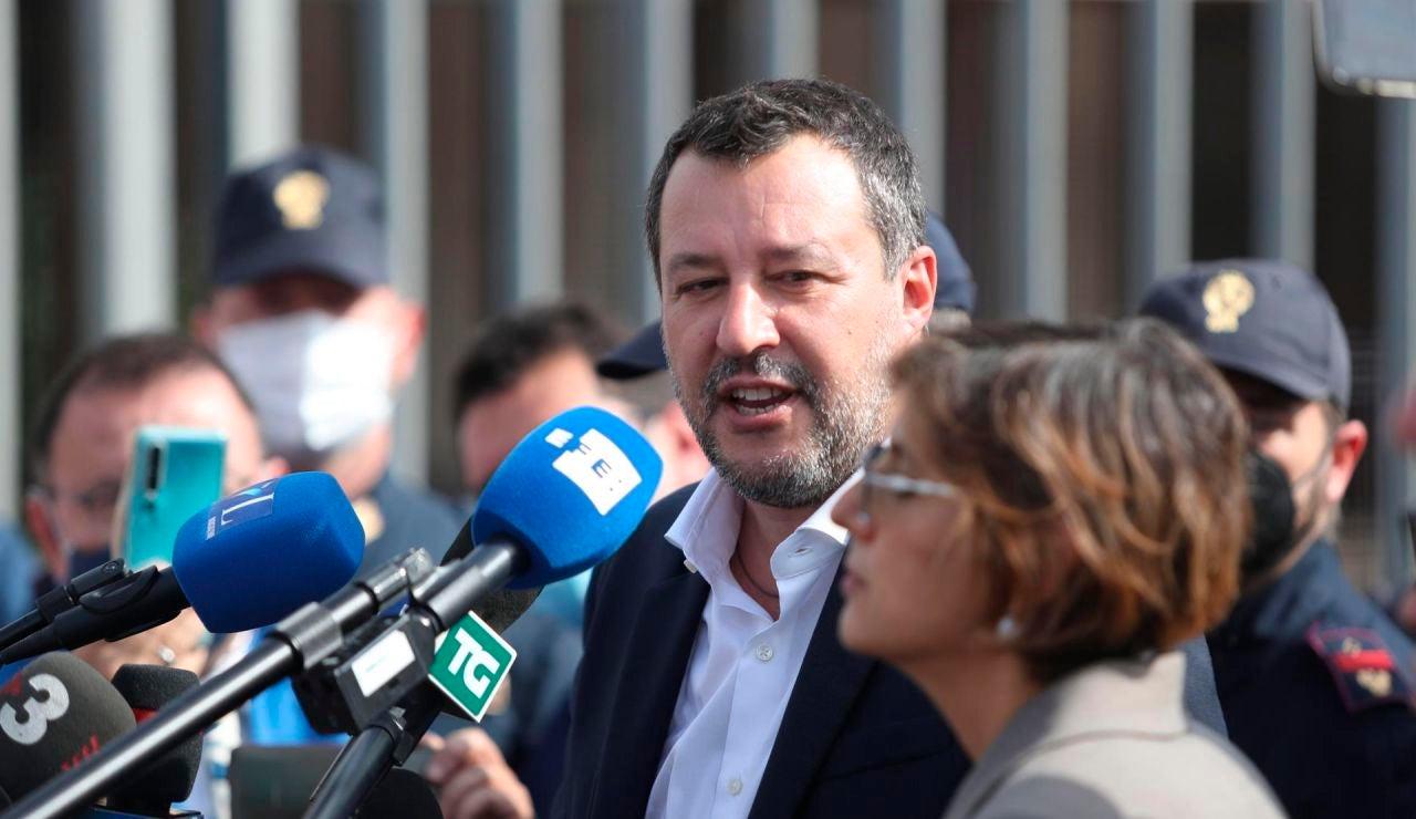 Comienza el juicio contra Salvini por impedir desembarcar a migrantes del Open Arms