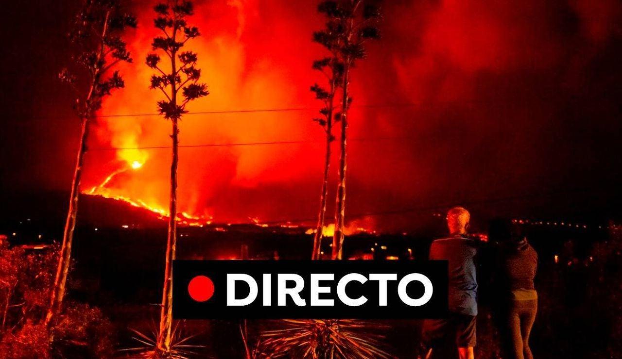 Volcán La Palma, en directo: Horas decisivas para conocer el futuro de La Laguna y otros barrios evacuados