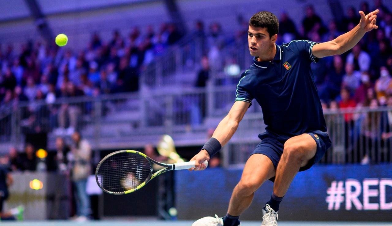 España ya tiene equipo de Copa Davis: Carlos Alcaraz debutará tras su explosión en el circuito ATP