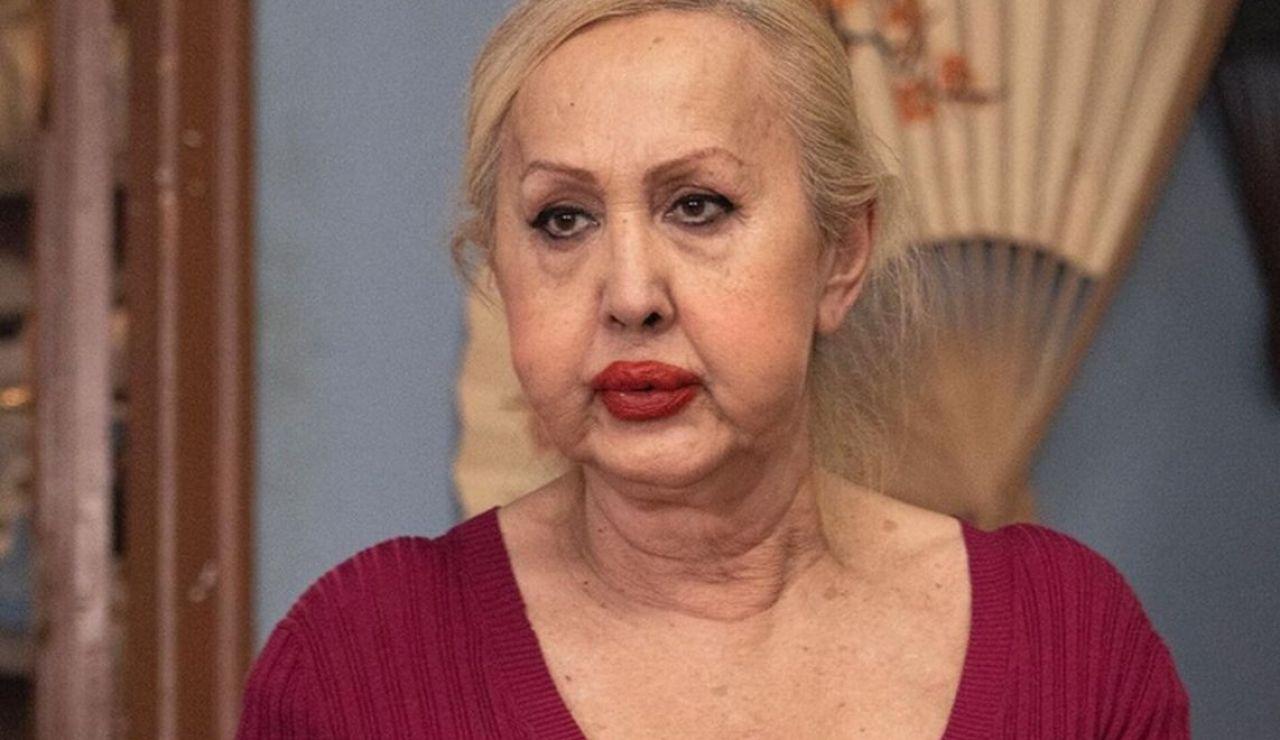 Muere Laura Frenchkiss, Rocío en 'Veneno', a los 66 años