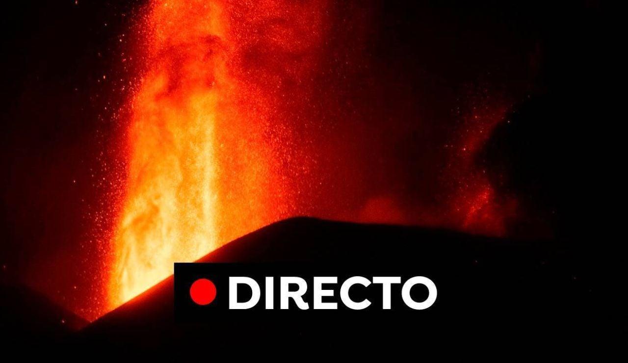 Última hora volcán La Palma: últimos derrames del volcán, imágenes y el recorrido de la lava hoy