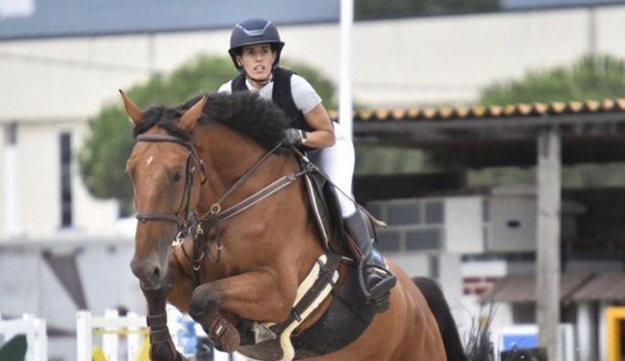 Muere una mujer de 43 años al recibir una coz de un caballo en un torneo de hípica en Navarra