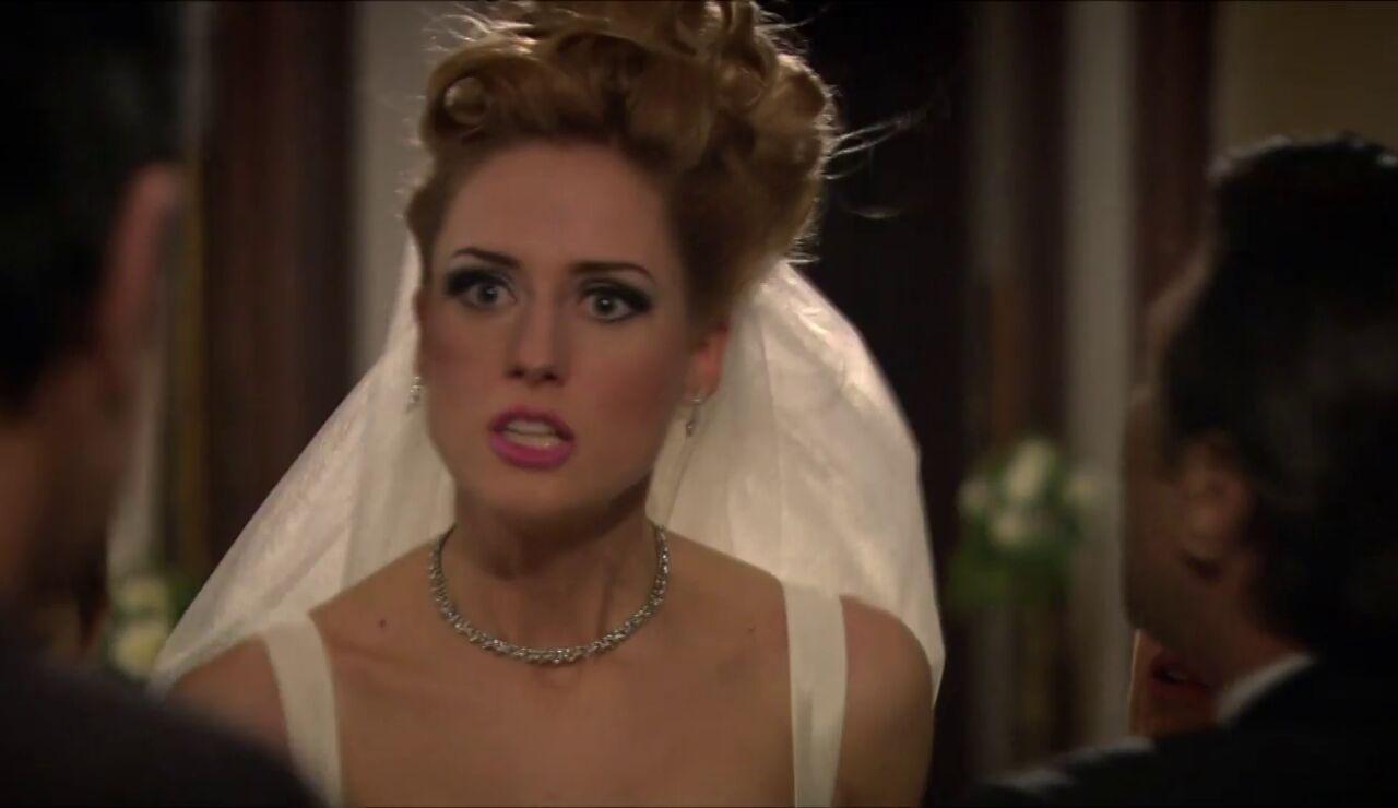 Ali desaparece el día de su boda: ¿Llegará a tiempo?