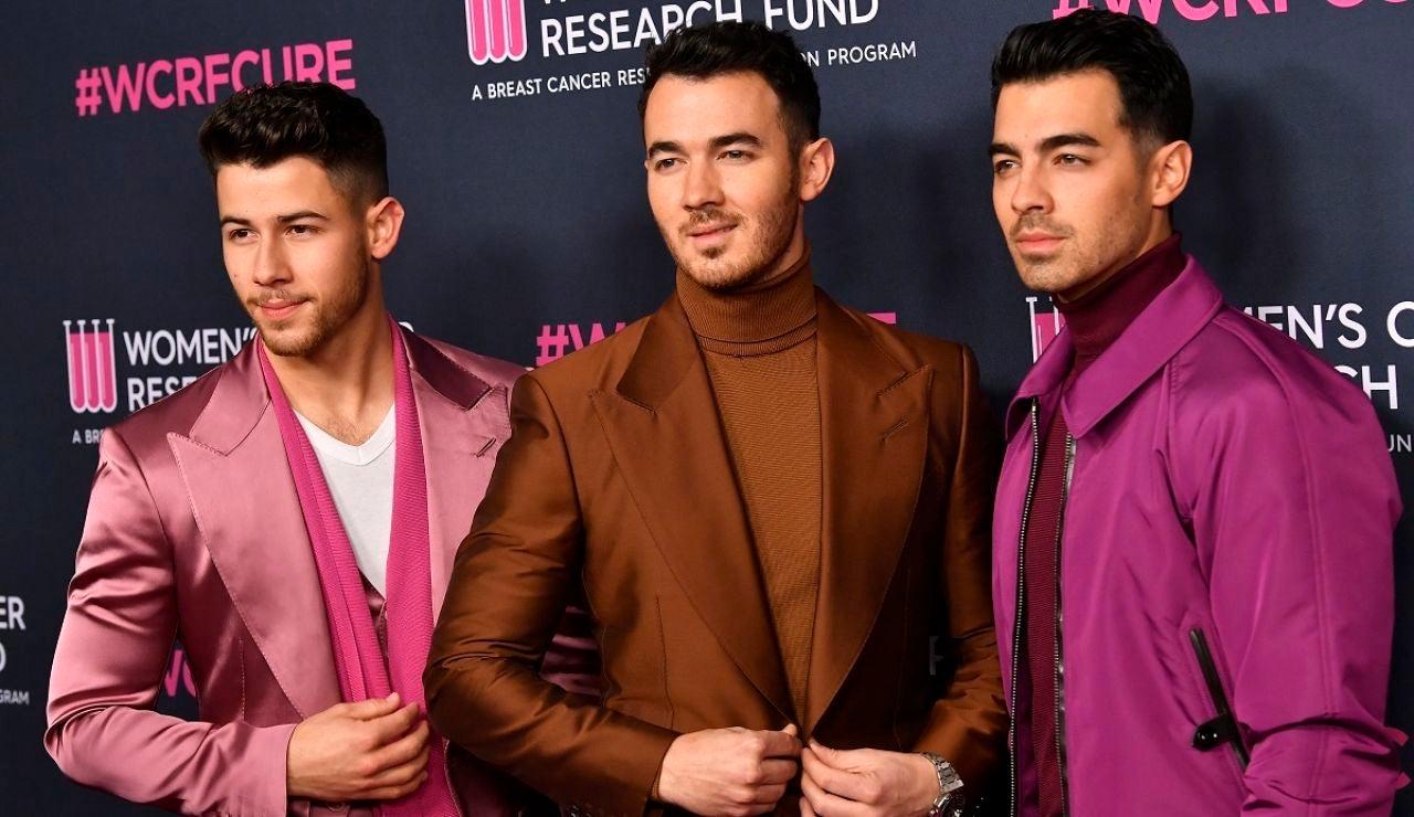 Joe Jonas, Nick Jonas y Kevin Jonas