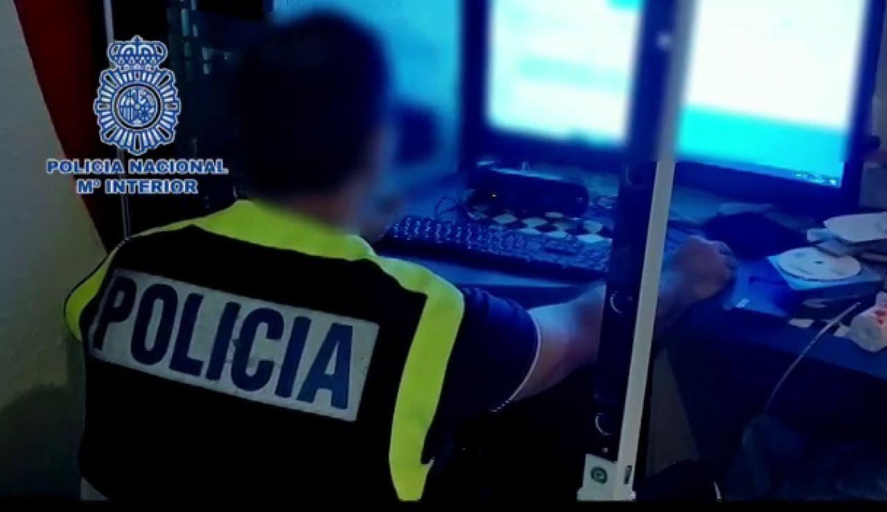 Detenido un hombre de 65 años por un delito de 'childgrooming' y provocación sexual a una niña de 10 años en Alicante