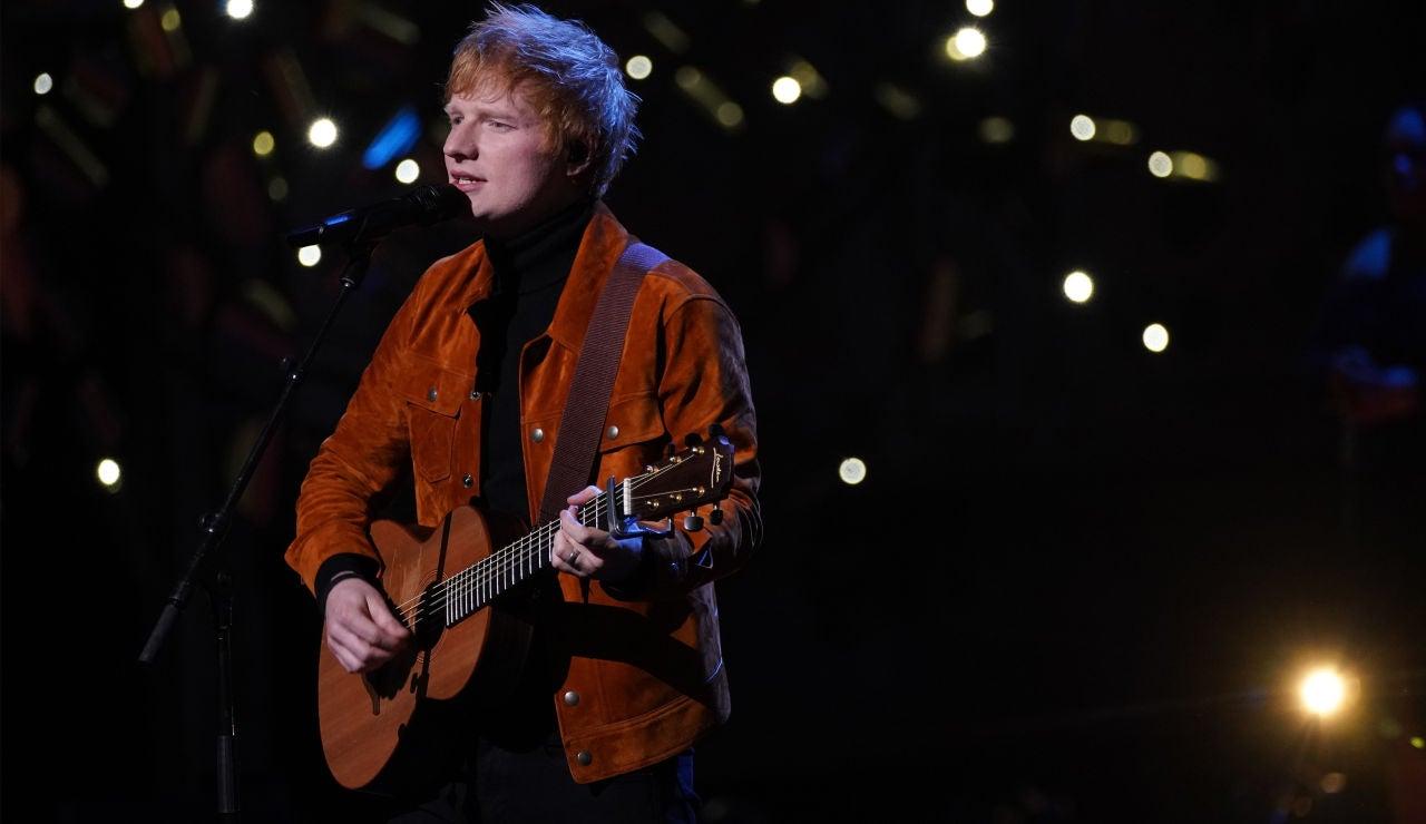 El cantante británico Ed Sheeran da positivo por Covid-19