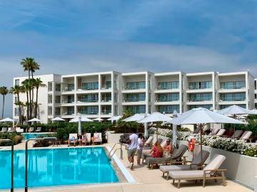 Un hotel de lujo en Málaga