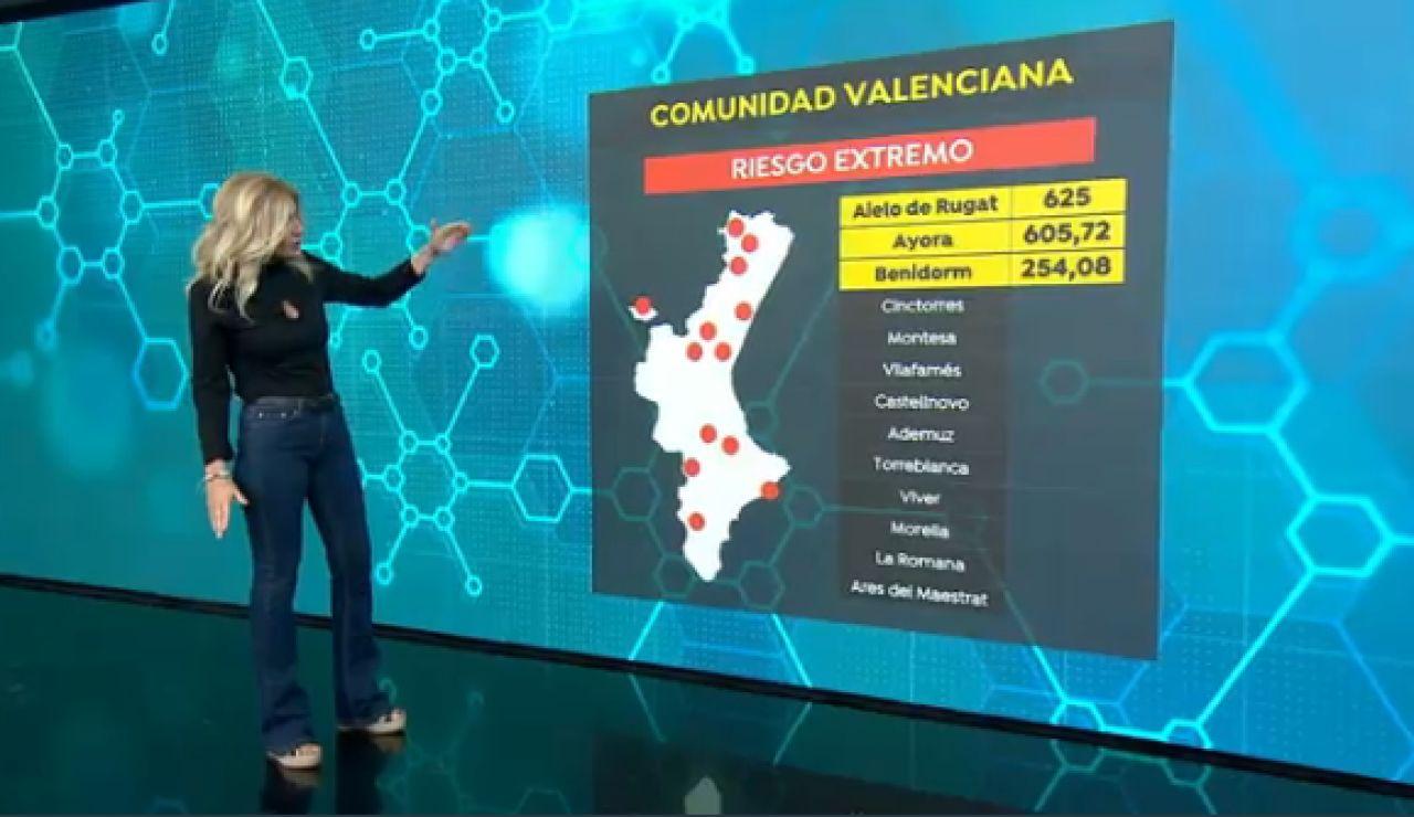 Municipios valencia covid-19