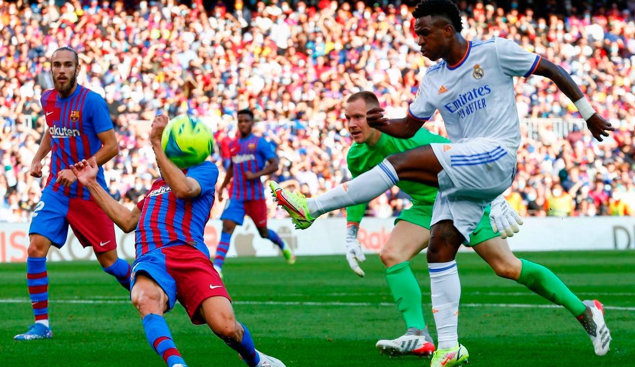 """El ex ojeador del Barça en Brasil: """"Vinicius es culé. Lloró con el 6-1 al PSG"""""""