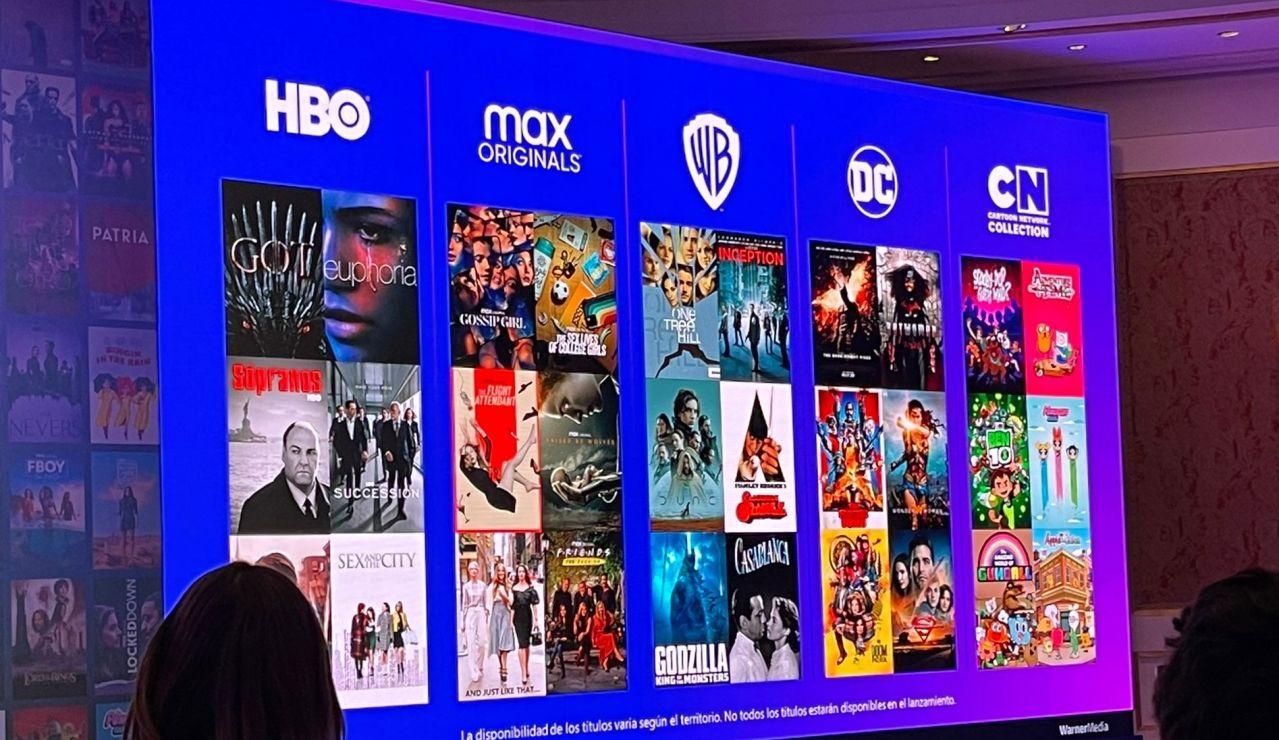 HBO Max llega a España