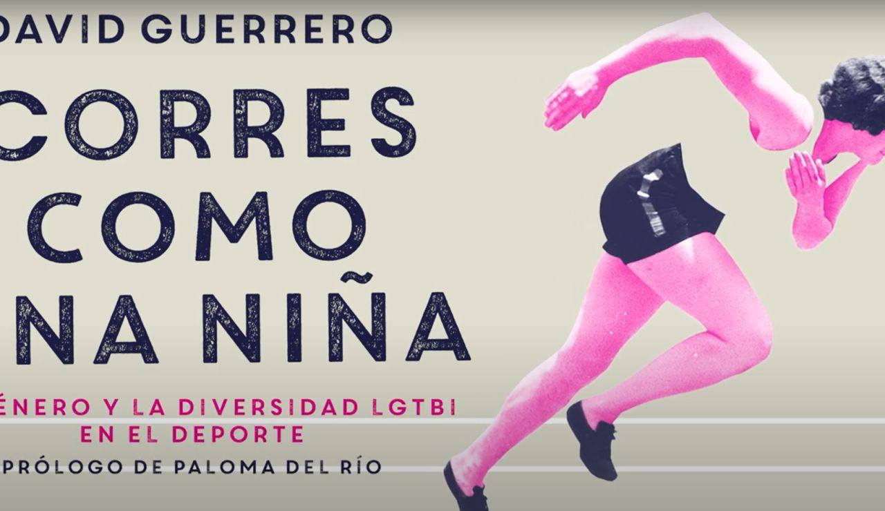 El libro 'Corres como una niña'