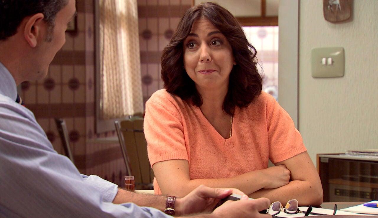 El amor de Santiago remueve a Penélope que no deja de pensar en Ismael